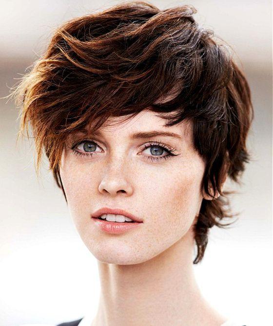 Shag Haircut for Short Hair