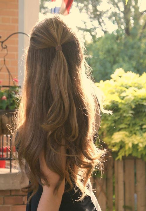 Everyday Long Hairstyle