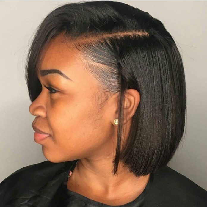 Bob Hairstyle for Black Women