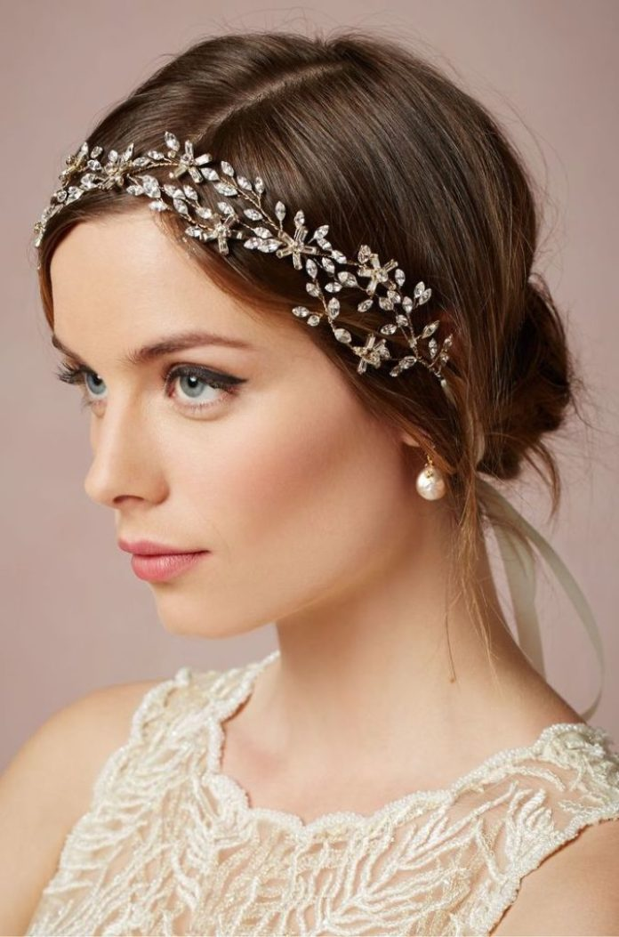 Antique Head band