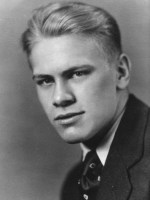 President Gerald Ford at age 18
