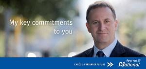 John Key campaign ad
