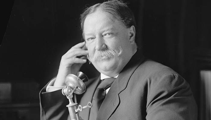 William H Taft