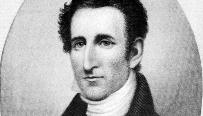 Young John Tyler