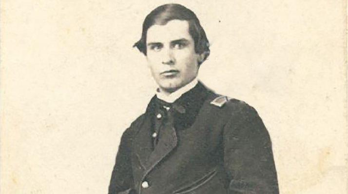 Young William McKinley