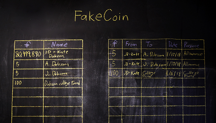 FakeCoin