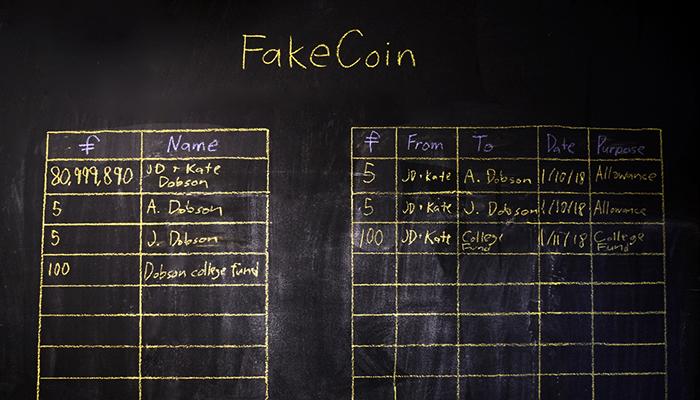 FakeCoin