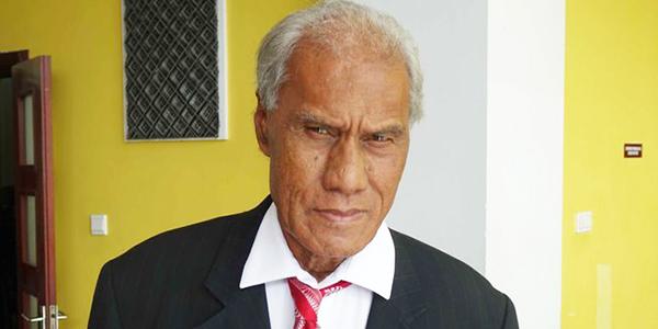 ʻAkilisi Pōhiva, prime minister of Tonga