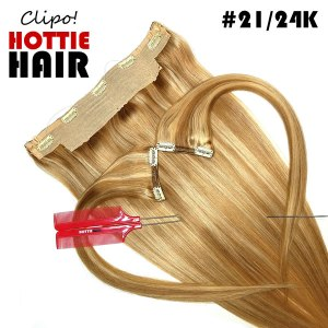 Clipo-Hair-Extensions-Front-Heart-21-24K-halo-clip-in