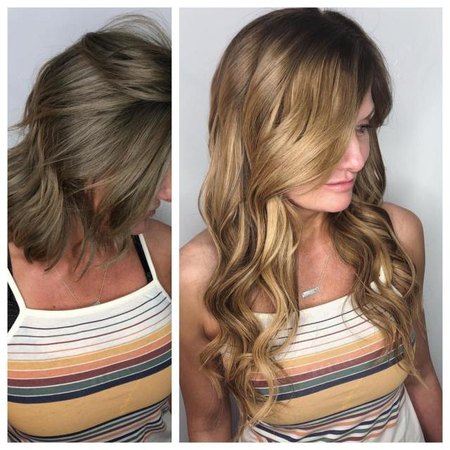 balayage hair salon near me las vegas