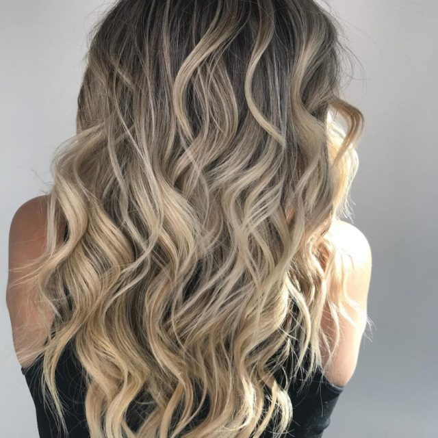 Ombre Hair Las Vegas Salon Hottie Hair