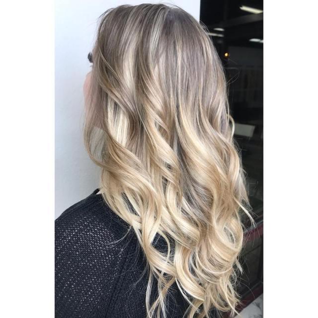 sombre hair las vegas salon