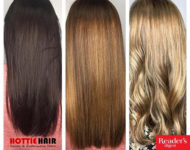 Hottie Hair on Readers Digest for 2017 Fall Hair Trends