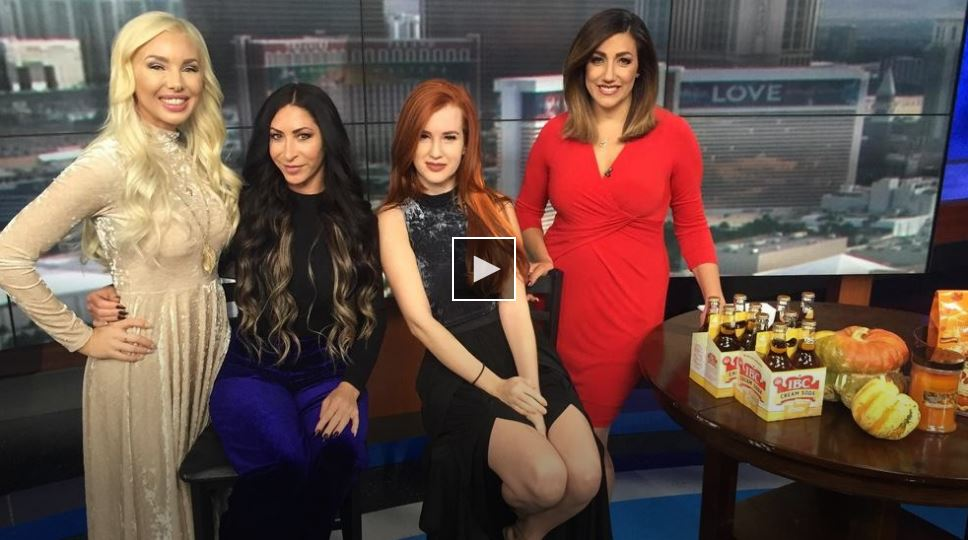 Hottie Hair on Channel 3 News for 2017 Fall Hair Trends