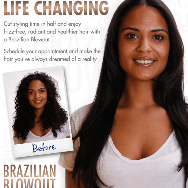 Life Changing Brazilian Blowouts in Las Vegas
