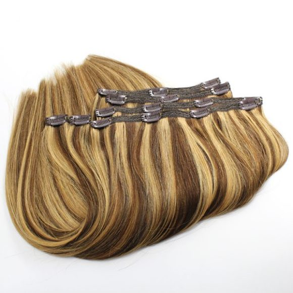 clip in hair extensions should not be used regularly if you have fine hair