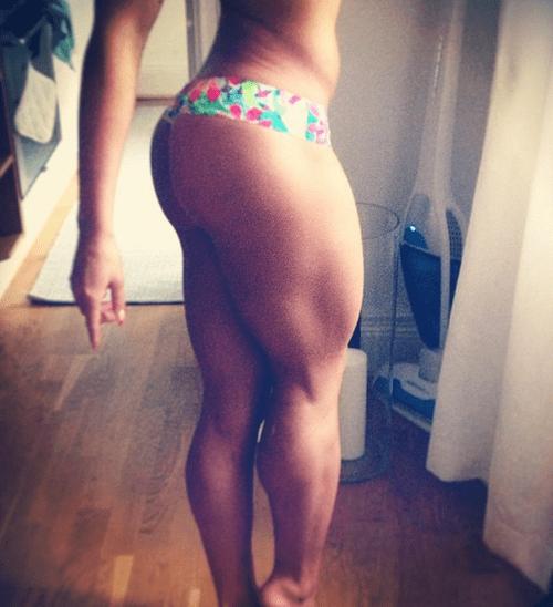 firm legs