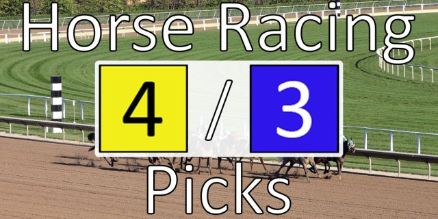 Horse Racing Picks 4/3/20 | Hot Tip Bets