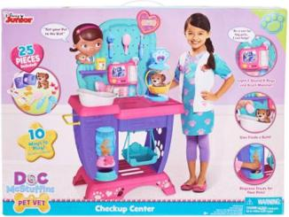 Doc McStuffins vet center