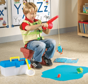 Learning Resources Pretend & Play Fishing Set  --