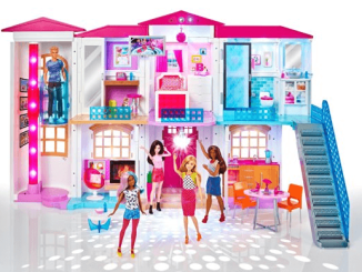 barbie hello dream house smart and voice activated review