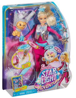 barbie starlight adventure review