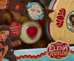 elena of avalor guitar amazon