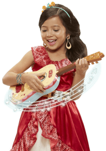 elena of avalor storytime guitar review