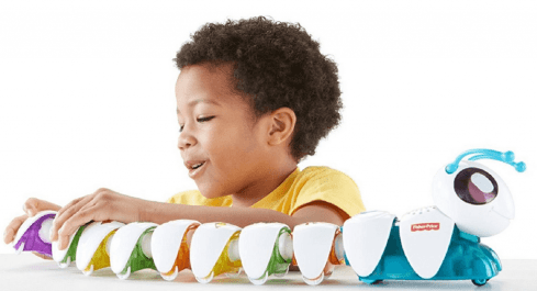 fisher price think and learn code a pillar review