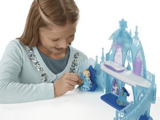 little kingdom elsas frozen castle review