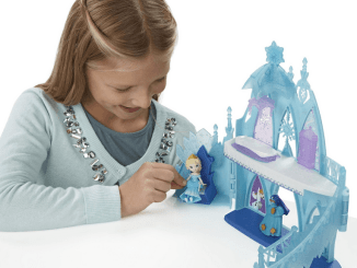 little kingdom elsas frozen castle review