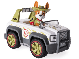 paw patrol trackers cruiser jungle rescue review