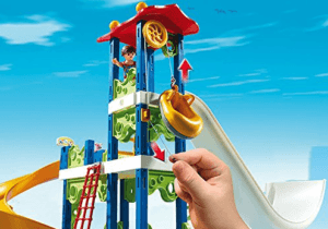 playmobil playwater park