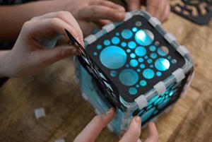 bosebuild speaker cube (bose)