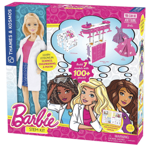 barbie stem kit review