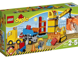 lego duplo big construction site review