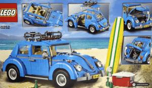 lego volkswagen beetle for sale