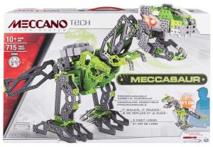 meccano meccasaur review