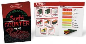 melissa and doug sushi counter