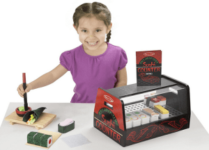 melissa and doug sushi set review