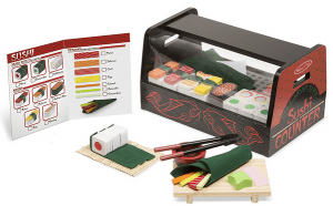 melissa and dougs roll wrap and slice sushi counter review
