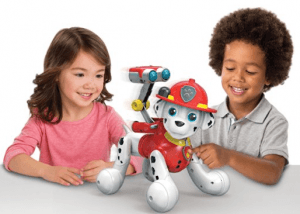 paw patrol zoomer marshall interactive pup review