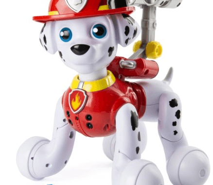 paw patrol zoomer marshall reviews