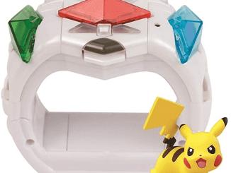 pokemon z ring interactive set review