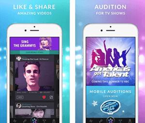 selfie mic app