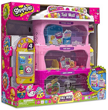 shopkins tall mall playset review