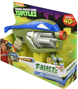 teenage mutant ninja turtles t blaster