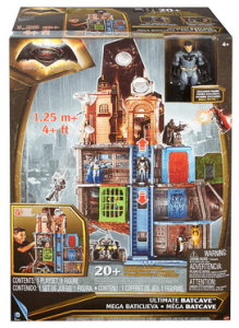 Ultimate Batcave playset