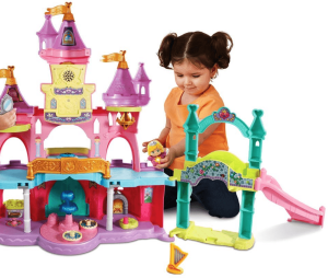 vtech go go smart friends enchanted princess palace playset