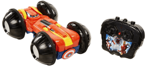 xpv marvel rc rollover rumbler review